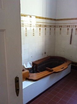 Spa Bath at Sprudelhof