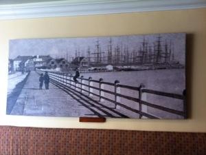 Old photo of Charleston