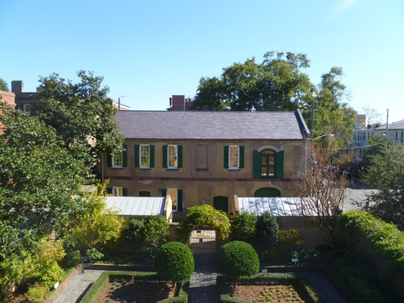 Owens-Thomas House Carriage House & Slave Quarters
