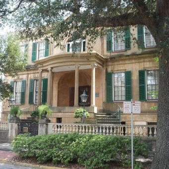Owns-Thomas House in Savannah