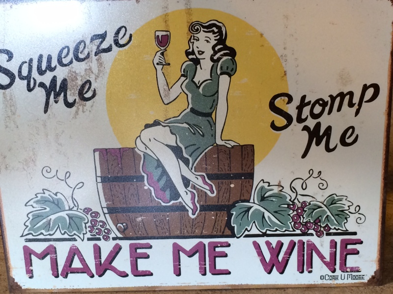 Make Me Wine