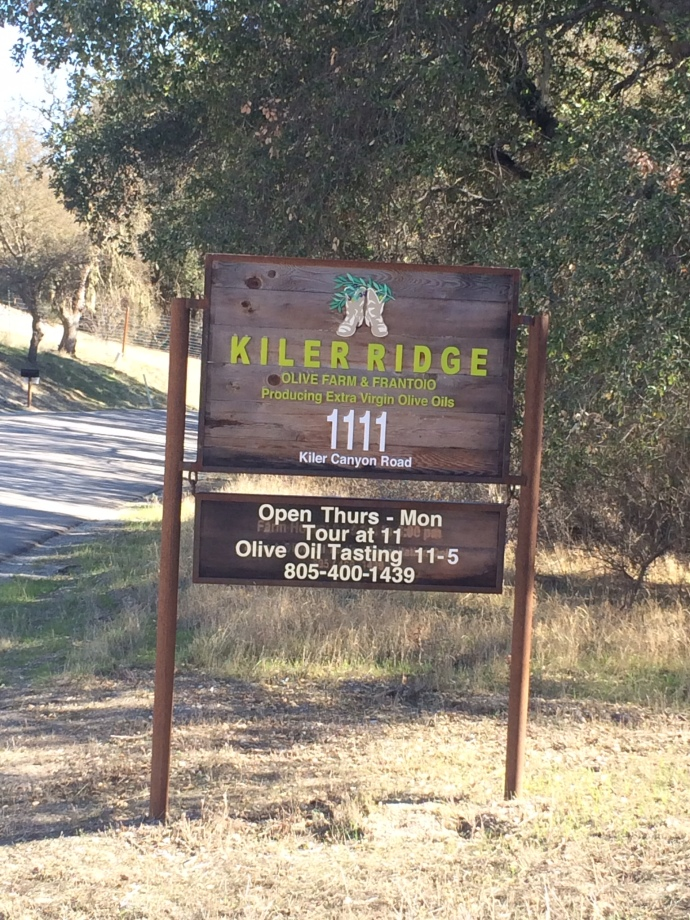 Kiler Ridge Olive Farm