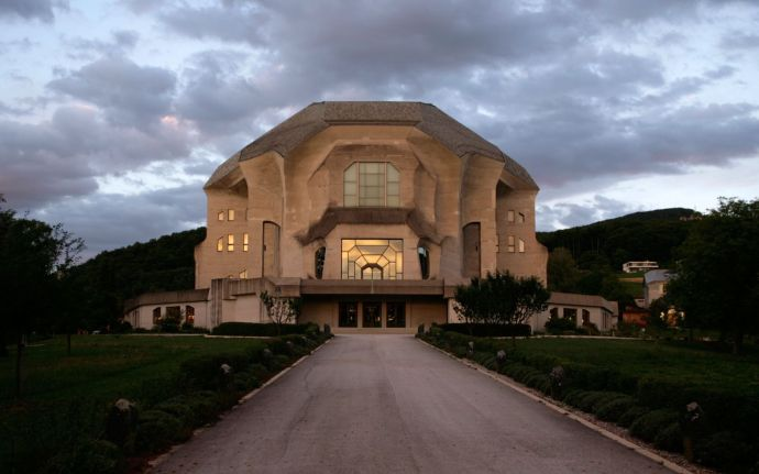 Goetheanum - Dornach, Switzerland