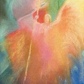 Veil Painting-St Michael