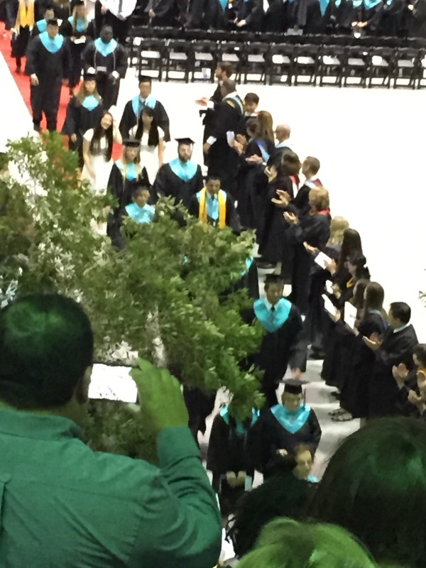 Islands Graduation