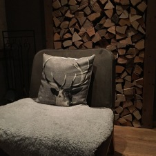 Chair by the Fire
