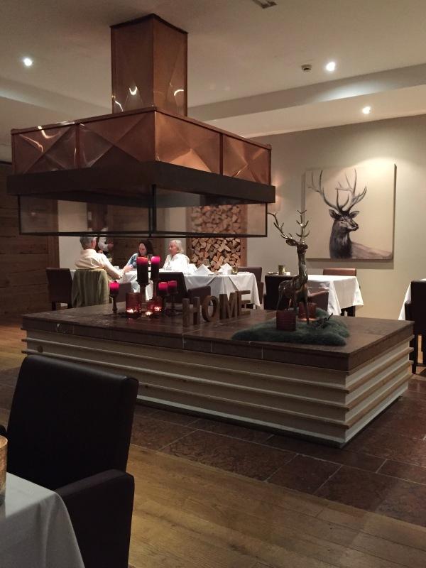 Restaurant in the Q!